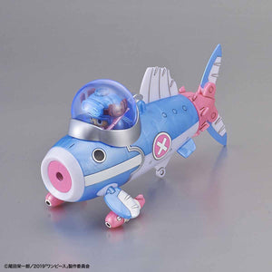"Chopper Robot 20th Anniversary ""One Piece Stampede"" Color Set"