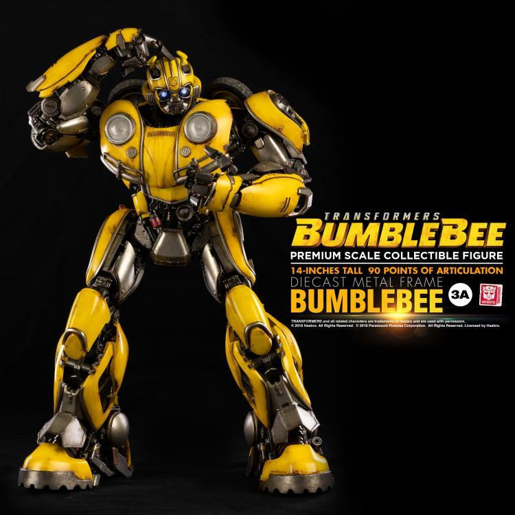 "3A Bumblebee Movie: Bumblebee Premium Scale Collectible 14"" Figure"