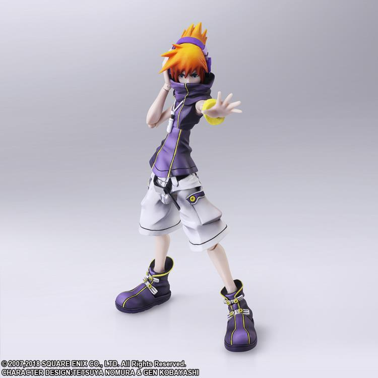 The World Ends With You: Final Remix Bring Arts - Neku Sakuraba