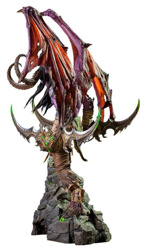 World of Warcraft - Illidan 24in Statue