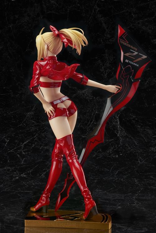Fate/Stay Night Nero Claudius (Type-Moon Racing Ver.) 1/7 Figure