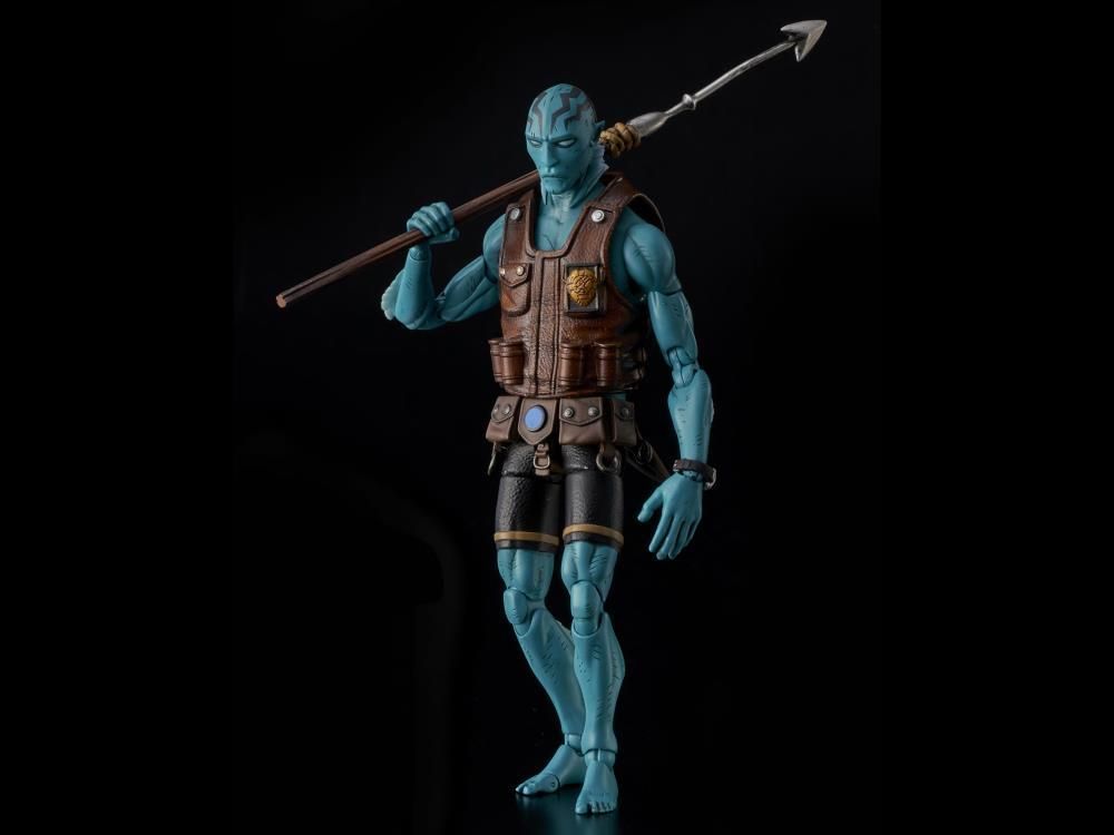 Hellboy - Abe Sapien Previews Exclusive 1/12 Figure