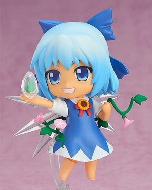 167-b Touhou Project - Suntanned Cirno