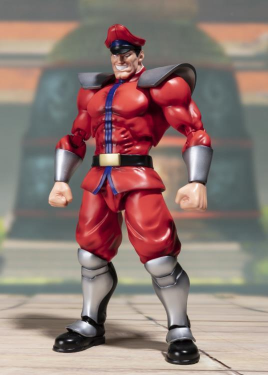 S.H. Figuarts - Street Fighter - M.Bison