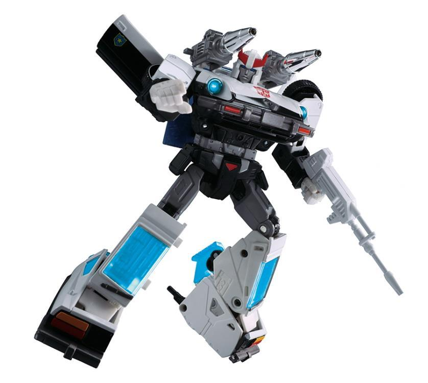MP-17+ Masterpiece Prowl Anime Color Ver.