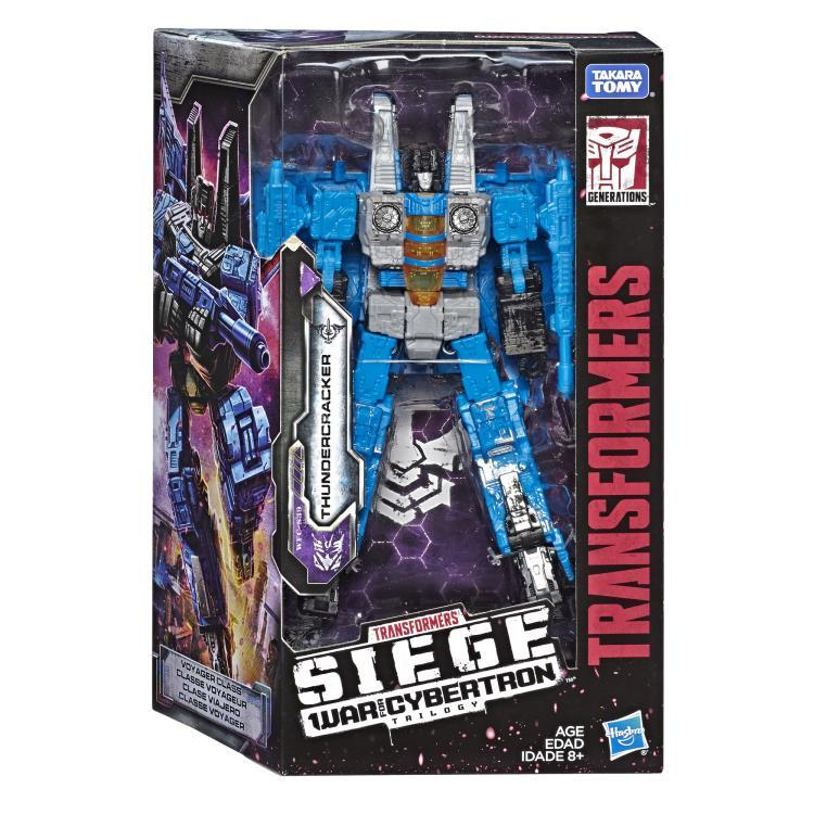 Transformers Siege - Thundercracker