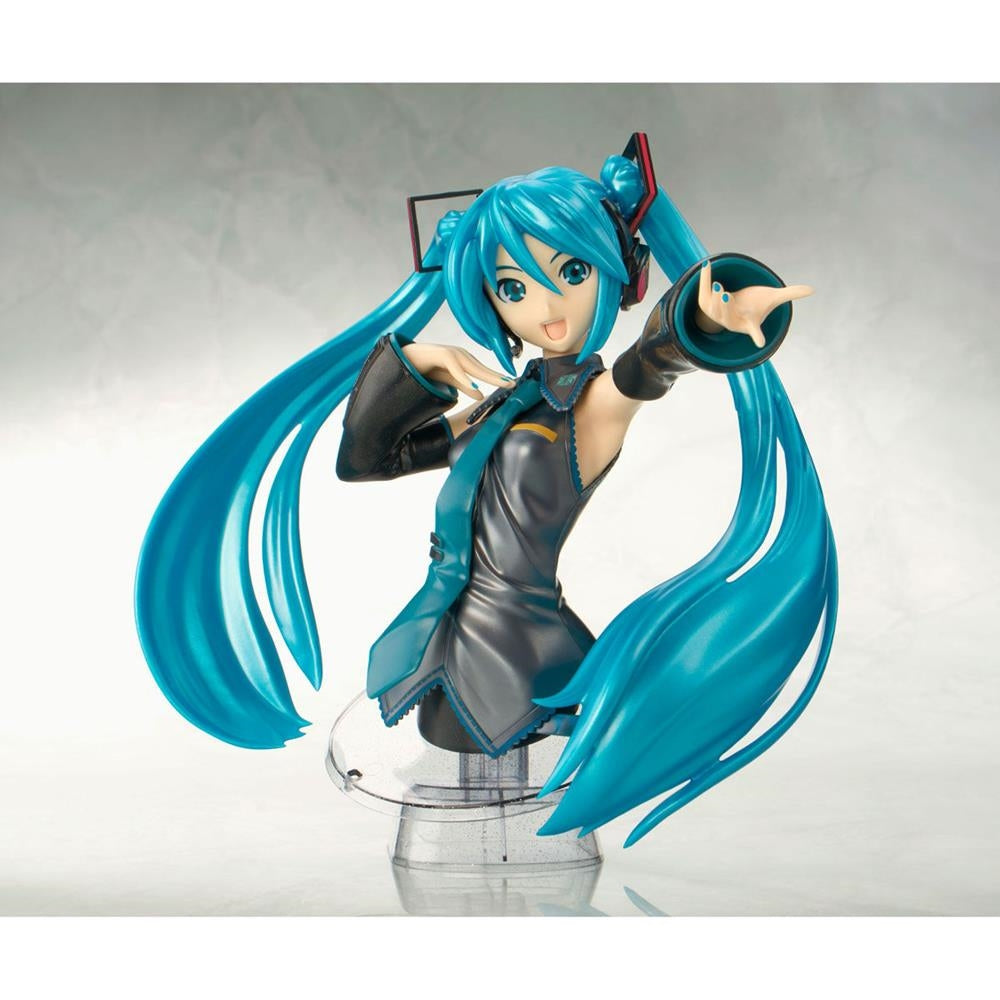Figure-Rise Bust Hatsune Miku Vocaloid Model Kit (Limited Style Ver.)