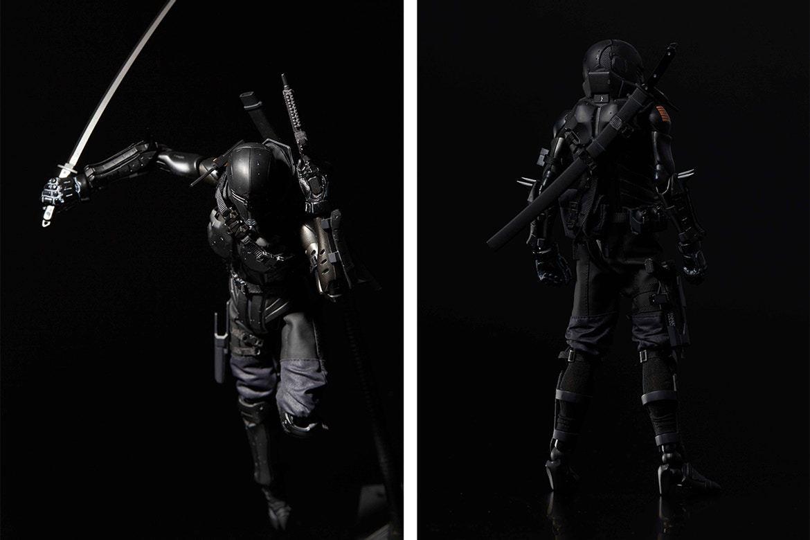 G.I. JOE × TOA Heavy Industries - Snake Eyes 1/6 Figure
