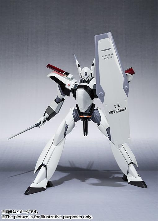 RS#222 Patlabor Type Zero