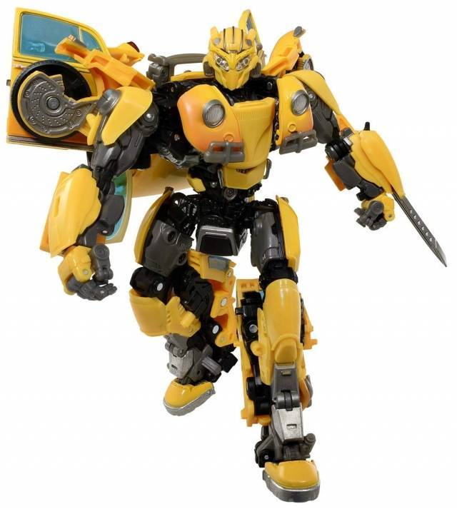 MPM-07 Masterpiece Bumblebee Movie Series
