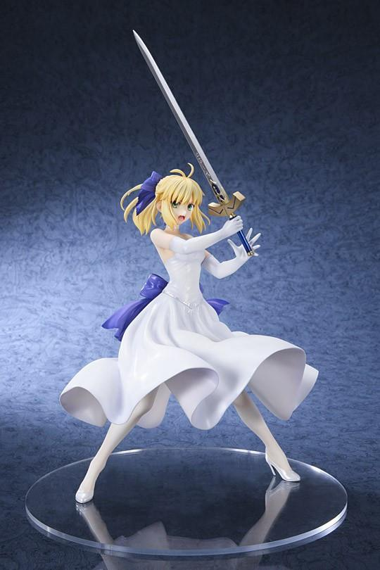 Fate/Stay Night: Saber White Dress Ver.