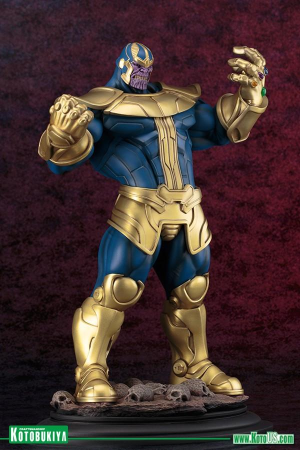 Marvel - Thanos Fine Art Statue