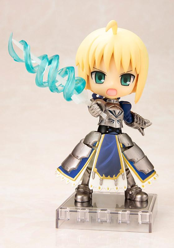 04 Fate/Stay Night Saber