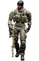 Medal Of Honor Tom Preacher Play Arts Kai Action Figure