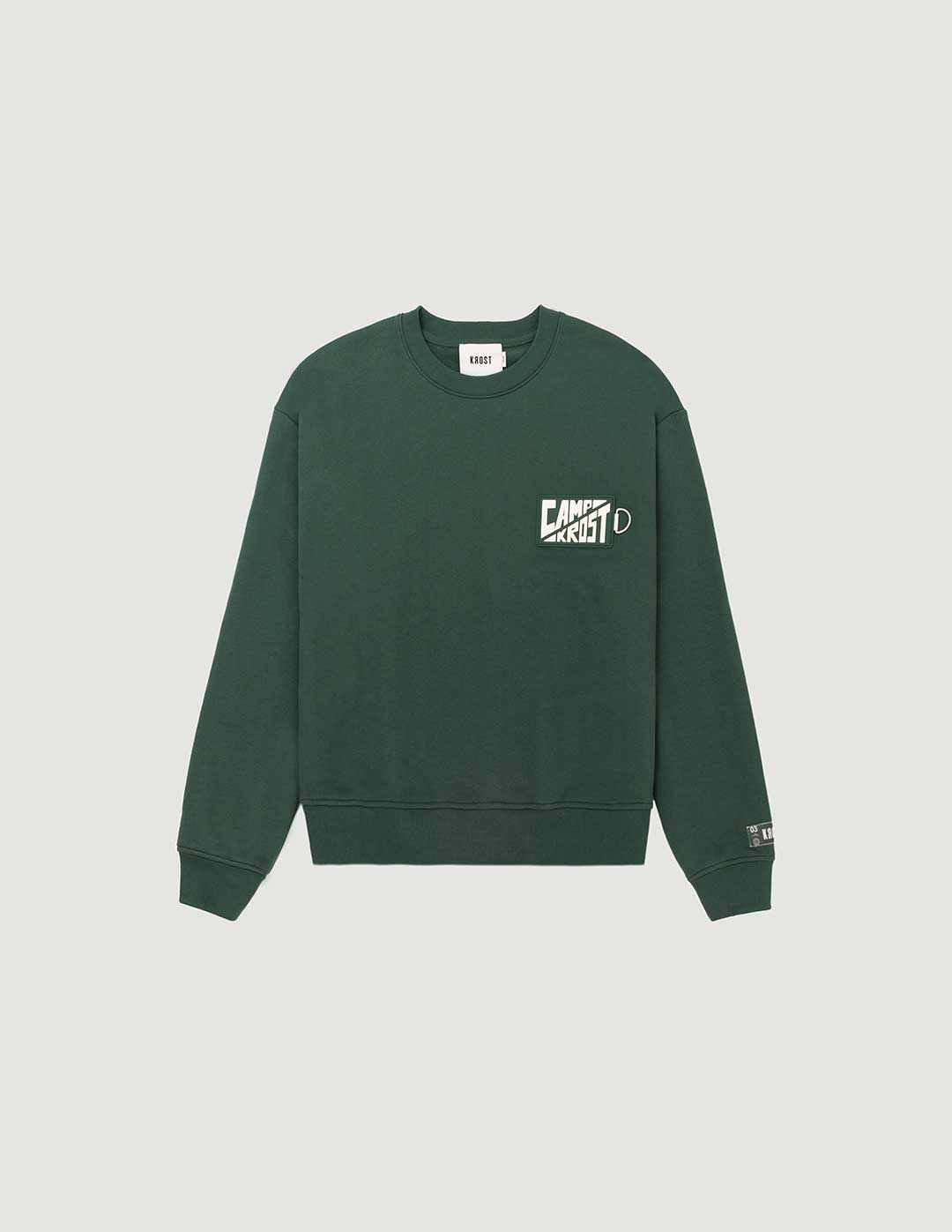 SUMMIT CREWNECK