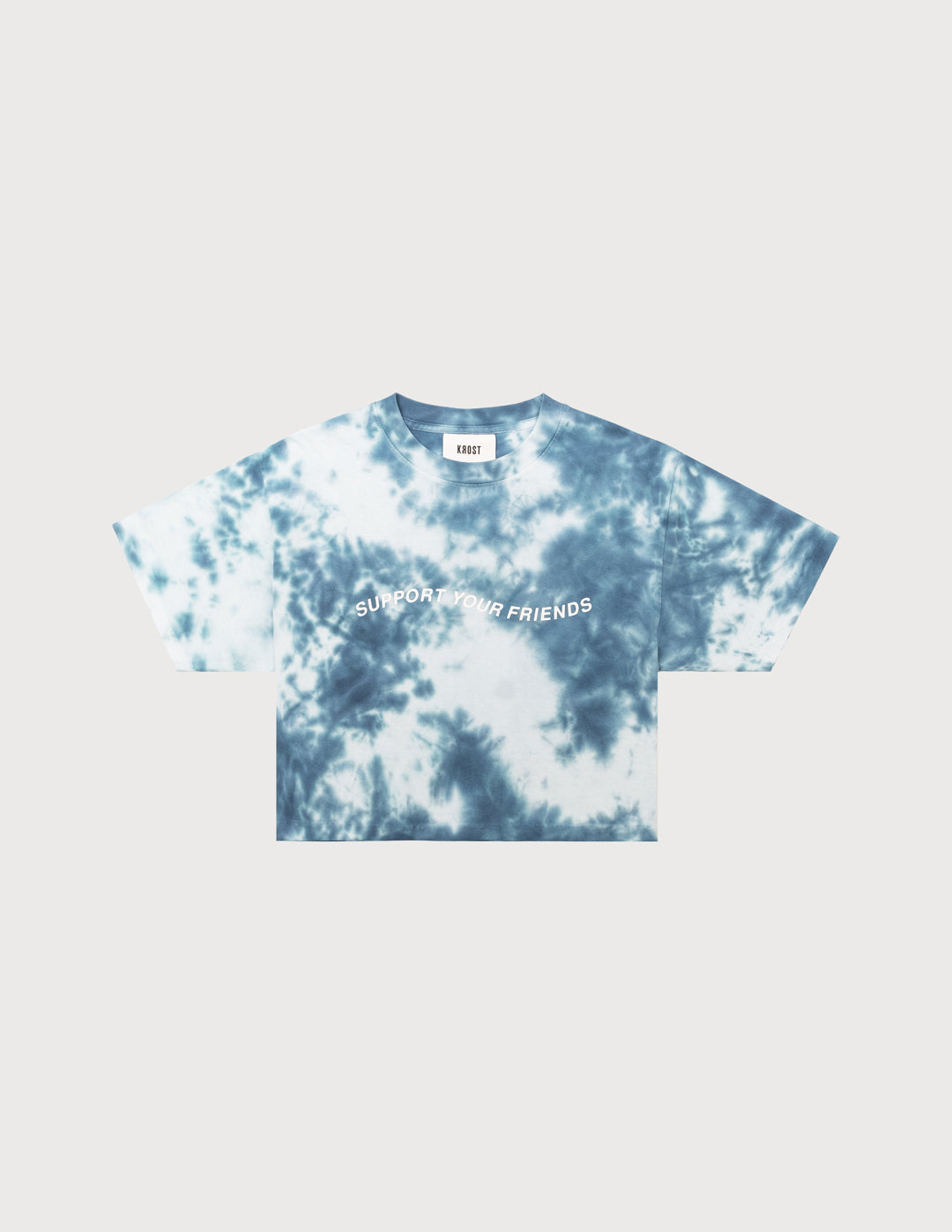 Summertide Crop Tee