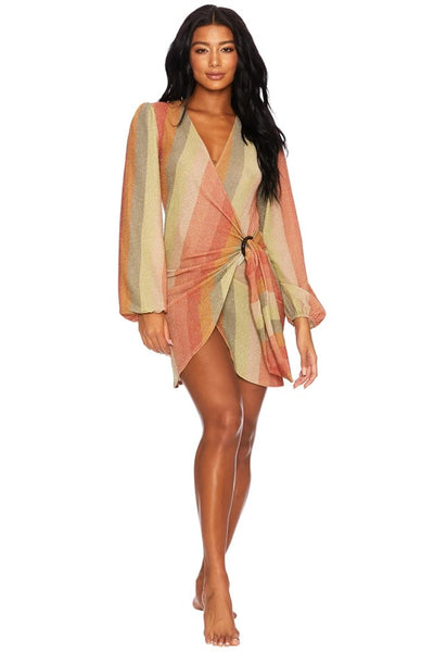 Beach Riot Dixie Coverup Style Number BR04163S1 Pars in Paradise Stripe;Women's Swim Coverup;Women's Resort Coverup;Women's Online Clothing and Accessories Boutique;Shopbfree;shopbfree.com;Bfree Warwick;Bfree Wyckoff;Bfree_boutique;bfreebabe;MyBfreeStyle