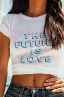 Chaser The Future is Love CW7393-CHA3981-WHT