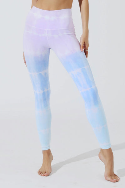Electric and Rose Sunset Legging Style Number AWLG11-SHK LSSS in Sockwave Lilac Sea Salt Serene;Spring Summer Athletic Leggings;Women's Tie Dye Active wear;Women's Online Clothing and Accessories Boutique;Shopbfree;shopbfree.com;Bfree Warwick;Bfree Wyckoff;Bfree_boutique;bfreebabe;MyBfreeStyle