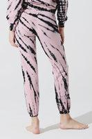 Electric and Rose Vendimia Jogger Style Number LFBT20-AMB CAON;women's tie dye jogger;women's gift idea;women's tie dye sweatpant;women's tie dye activewear;women's tie dye lounge wear;women's athleisure wear;Women's Online Clothing and Accessories Boutique;shopbfree;Bfree_boutique;bfreebabe;MyBfreeStyle