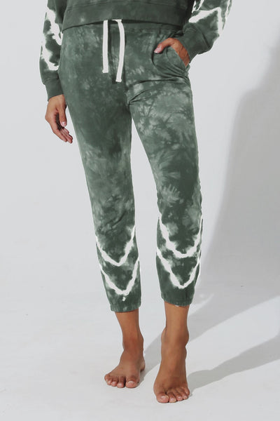 Electric and Rose Vendimia Jogger Style Number LFBT20-CHE CAMC in Camo Cloud