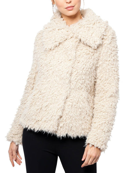 Juliana Faux Shearling