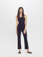 Tie Back Hustler Ankle Fray Jumpsuit Not Guilty