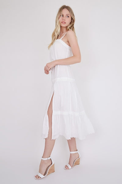 Paige Amity Dress Style Number 6248G20-1165 in White on shopbfree.com