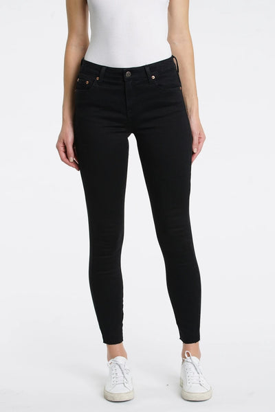 Pistola Denim Audrey Mid Rise Skinny in Jet Black Style Number P6034QAD JBL on shopbfree.com; Women's Denim Jeans; Women's Black Jeans; Women's Mid Rise Skinny Jeans; Women's Fashion; Pistola jeans; Women's Boutique; Women's Clothing online; BfreeBabe; MyBfreeStyle; Bfree_Boutique; Women's style