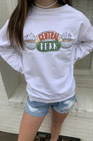 Prince Peter Collection Central Perk Logo Pullover Sweatshirt