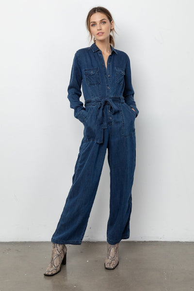 Rails Clothing Kenley Jumpsuit Style Number 705-104A-104 on shopbfree.com
