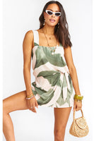 Show Me Your Mumu Ambres Tank Style Number MS0-1953 LP46 in Queen Palms on shopbfree.com