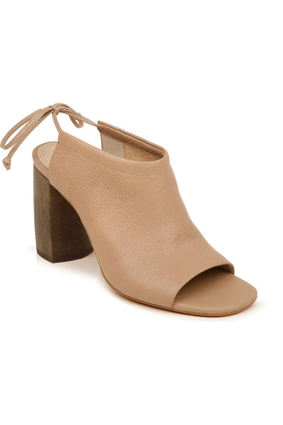 Splendid Legend Peep Toe Bootie in Taupe Leather Style Number LL2213 TPELEA on Shopbfree.com