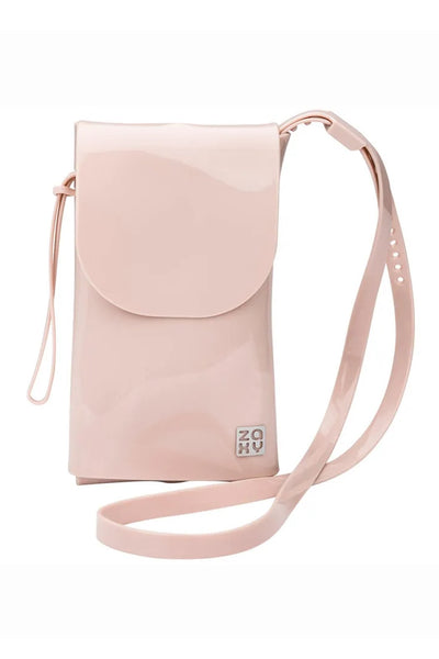 Zaxy Micro Bag in Nude on shopbfree.com