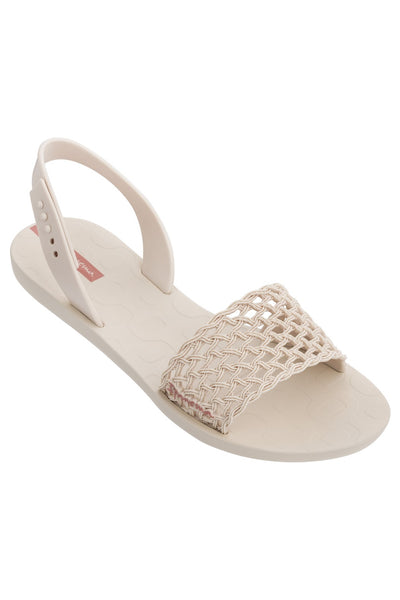 Ipanema Breezy Sandal Style 82855 in Beige on shopbfree.com