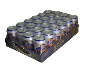 Tiger Beer 24can x 320ml 虎标啤酒(罐)