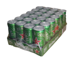 Heineken 24 can x 320ml 海尼肯(罐)