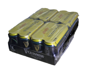 Guinness Stout 24can x 320ml 黑啤酒(罐)