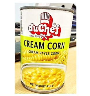 Cream Corn (Duchef Brand) 410g 玉米酱
