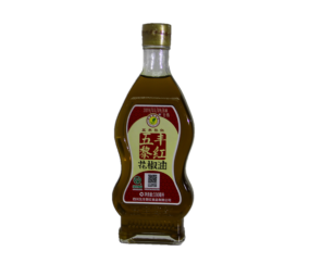 Prickly Pepper Oil (Li Hong) 330ml 花椒油 (五丰黎红)