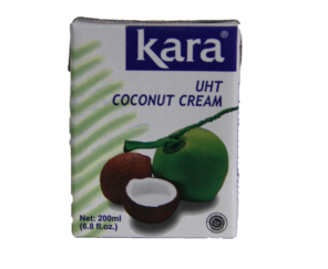 Coconut Cream (Kara) 200ML 椰浆水