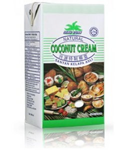 Coconut Cream (Heng Guan) 1L 纯椰浆