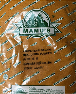 Meat Curry Powder (Mamu) 1KG 咖喱粉 (肉)