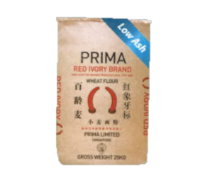 Wheat Flour (Red Ivory) 25KG 面粉(红象牙)