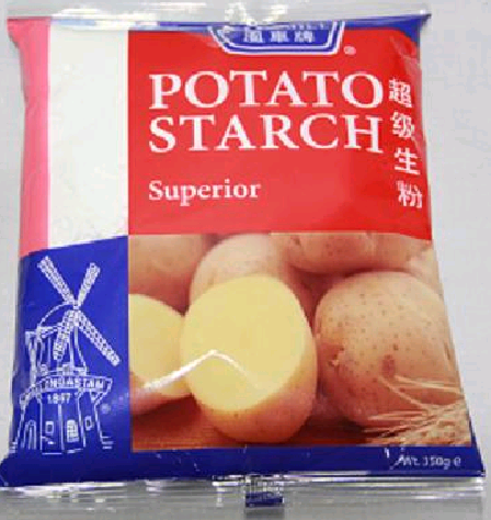 Potato Starch Wheat (Windmill) 350g 风车粉