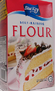 Self-Raising Flour (Blue Key) 1KG 自发面粉