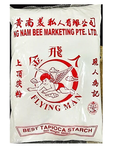 Tapioca Flour(Flying Man) 500g 茨粉 (飞人)