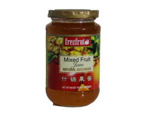 Mixed Fruit Jam (frezfruta) 450G 什果酱(新新)