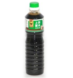 Light Soy Sauce - Standard (Tai Hua) 640ml 上等酱青 (大华)