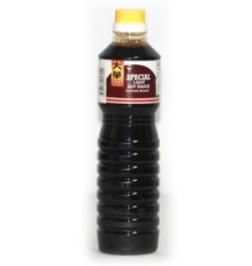 Light Soy Sauce - Special (Tai Hua) 640ml 原庄酱青 (大华)
